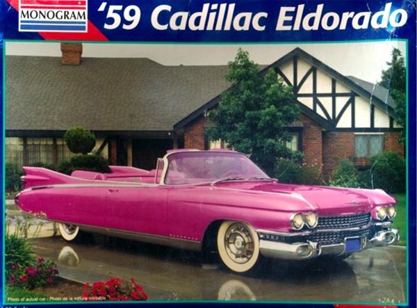 1959 Cadillac Eldorado Biarritz Convertible 1 25 Fs