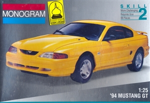 1994 Ford Mustang GT (1/25) (fs)