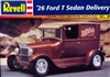 1926 Ford Sedan Delivery  (1/25) (fs)