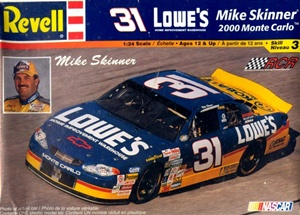 2000 Lowes #31 Mike Skinner (1/24) (fs)