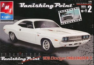 1970 Vanishing Point Dodge Challenger RT (1/25) (fs)