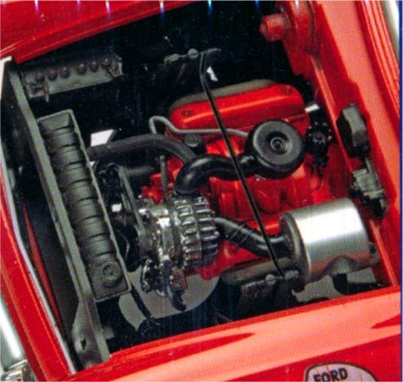 Fireball Roberts 1957 Ford Sedan 1 25 Fs