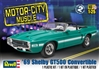 1969 Shelby GT 500 Convertible (1/25) (fs) Damaged Box