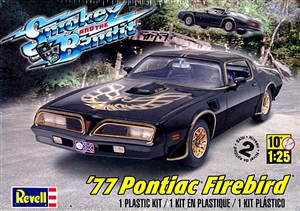 1977 Pontiac Firebird 'Smokey and the Bandit' (1/25) (fs)