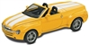 Chevy SSR Convertible Pickup Truck (1/25) (fs)