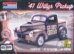 1941 Willys Pickup Gasser (1/25) (fs)