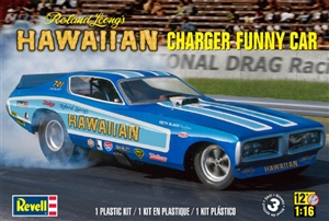 Roland Leong Hawaiian Charger Funny Car (1/16) (fs)