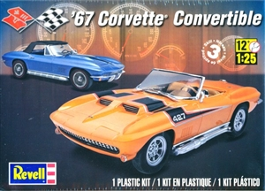 1967 Corvette Convertible (1/25) (fs)
