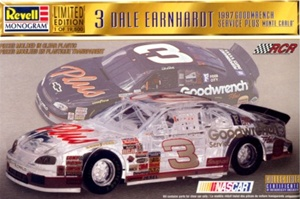 1998 Chevy Monte Carlo 'Goodwrench-Clear Body' # 3 Dale Earnhardt 1/24  (fs)