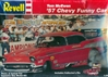 1957 Chevy Tom 'Mongoose' McEwen's Funny Car (1/24) (fs)