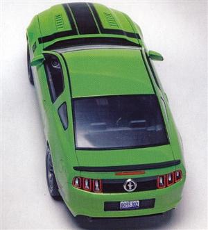 Revell  1//25 2013 Mustang Boss 302  RMX4187