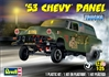 1953 Chevy Panel Street Rod (1/25) (fs)