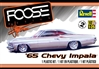 "1965 ""Foose""  Chevy Impala Hardtop (2 'n 1) Stock or Custom  (1/25) (fs)"