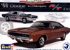 1968 Dodge Charger (2 'n 1)  (1/25) (fs)
