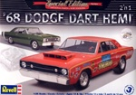 "1968 Dodge Dart Hemi (2 'n 1) 1/25 (fs)<br><span style=""color: rgb(255, 0, 0);"">Back in Stock </span>"