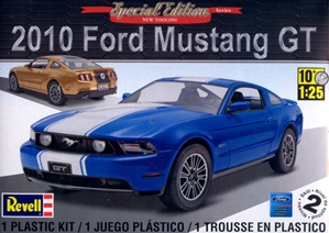2010 Ford Mustang GT Coupe 1/25 (fs)