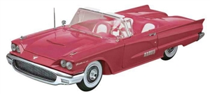 1958 Ford Thunderbird 1/24 (2 'n 1) Stock or Bubbletop (fs)