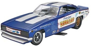 "1972 Dodge Charger ""Hawaiian"" Funny Car 1/25 (fs)"