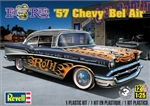"1957 Chevy Bel Air ""Ed Roth's Custom Paint Shop"" (1/25) (fs)"