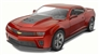 2013 Camaro ZL1 Pre-Decorated (Dark Red w/ Black) (1/25) (fs)