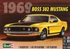 "1969 Boss 302 Mustang (1/25) (fs)<br><span style=""color: rgb(255, 0, 0);"">June, 2019</span>"