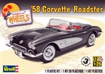 1958 Corvette Roadster  (1/25) (fs)