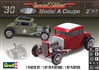 1930 Ford Model A Coupe (2 'n 1) (1/25) (fs)