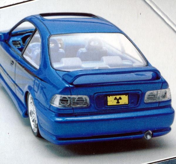 Fast & Furious' Honda Civic Si Coupe (1/25) (fs)