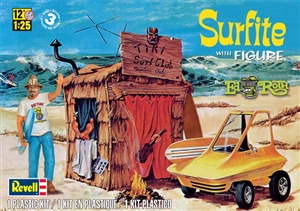 Surfite with Figure by Ed Roth (fs)
