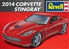 2014 Corvette Stingray Pre-Decorated (1/25) (fs)