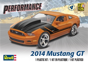 2014 Ford Mustang GT (1/25) (fs)