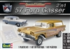 1957 Ford Wagon Gasser (2 'n 1) Drag or Stock (1/25) (fs)