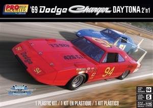 "1969 Dodge Charger Daytona 2 'n 1 (1/25) (fs)<br><span style=""color: rgb(255, 0, 0);"">Just Arrived</span>"
