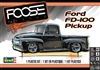 "1956 Ford ""Chip Foose Designs"" FD-100 Pickup  (1/25) (fs)"