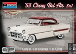 "1953 Chevy Bel Air (3 'n 1) Stock, Custom or Lowrider (1/24) (fs)<br><span style=""color: rgb(255, 0, 0);"">Early May, 2018</span>"
