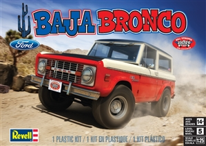 "1960's Baja Bronco  (1/25) (fs)<br><span style=""color: rgb(255, 0, 0);"">Back in Stock</span>"
