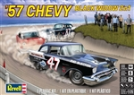 "1957 Chevy ""150"" Sedan 'Black Widow' (2 'n 1)  (1/25) (fs)"