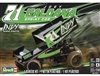 "Joey Saldana #71 ""Indy Race Parts"" Sprint Car with Driver (1/24) (fs) <br><span style=""color: rgb(255, 0, 0);"">Just Arrived</span>"