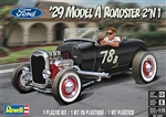 "1929 Ford Model A Roadster (2 'n 1) (1/25) (fs)<br><span style=""color: rgb(255, 0, 0);"">Just Arrived</span>"