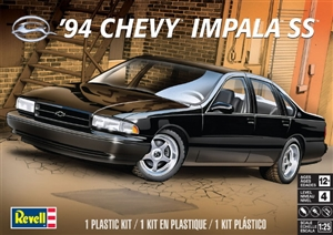 "1994 Chevy Impala SS (1/25) (fs)<br><span style=""color: rgb(255, 0, 0);"">Just Arrived</span>"