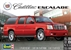 "2003 Cadillac ""Short or Standard Wheelbase"" Escalade (1/25) (fs)<br><span style=""color: rgb(255, 0, 0);"">Just Arrived</span>"