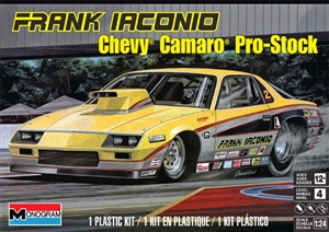 "1984 Camaro Pro-Stock driven by Frank Iaconio (1/24) (fs)<br><span style=""color: rgb(255, 0, 0);"">Just Arrived </span>"