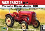 "Porsche Diesel Junior 108 Farm Tractor (1/24) (fs)<br><span style=""color: rgb(255, 0, 0);"">Early May, 2018</span>"