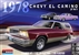 "1978 Chevy El Camino (3 'n 1) (1/24) (fs)<br><span style=""color: rgb(255, 0, 0);"">Late September, 2020 </span>"