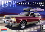 "1978 Chevy El Camino (3 'n 1) (1/24) (fs)<br><span style=""color: rgb(255, 0, 0);"">August, 2020 </span>"