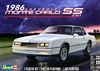 "1986 Chevy Monte Carlo SS (2 'n 1) (1/24) (fs) <br><span style=""color: rgb(255, 0, 0);"">Back In Stock </span>"