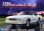 "1986 Chevy Monte Carlo SS (2 'n 1) (1/24) (fs) <br><span style=""color: rgb(255, 0, 0);"">Just Arrived</span>"