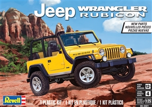 "Jeep Wrangler Rubicon (1/25) (fs)<br><span style=""color: rgb(255, 0, 0);"">Just Arrived</span>"