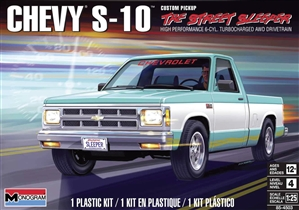 "1993 Chevy S-10 Custom Pickup Truck (1/25) (fs) <br><span style=""color: rgb(255, 0, 0);"">Just Arrived</span>"