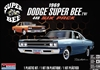 1969 Dodge Super Bee 440 Six Pack (2 'n 1) Stock or Custom (1/24) (fs) Damaged Box